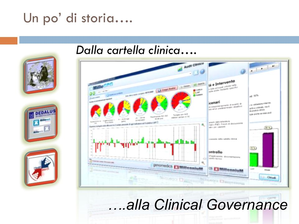 ….alla Clinical Governance