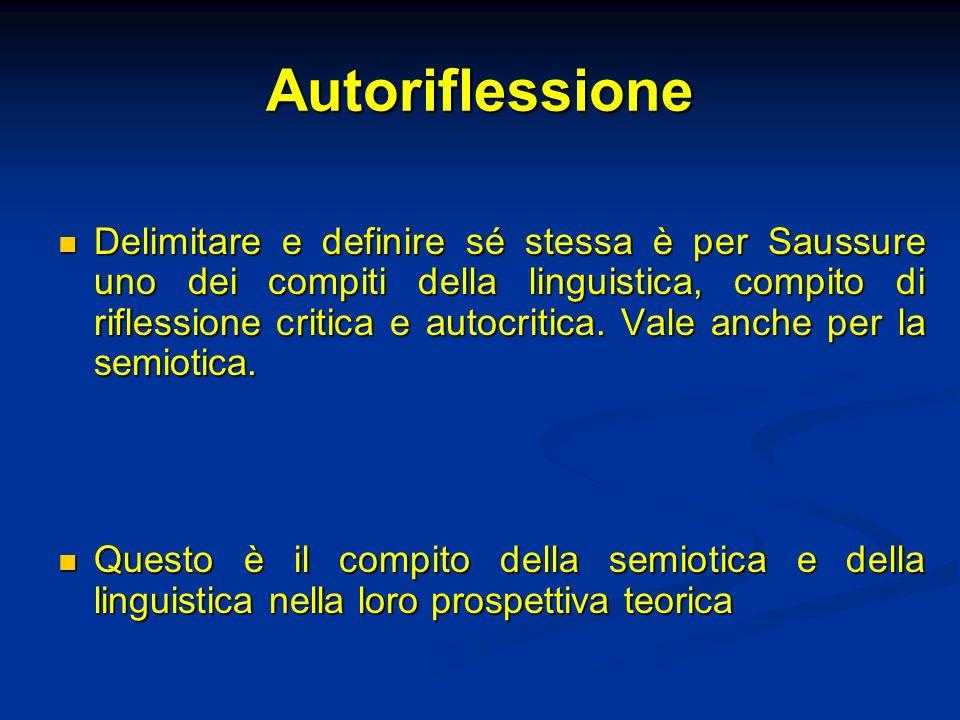Autoriflessione