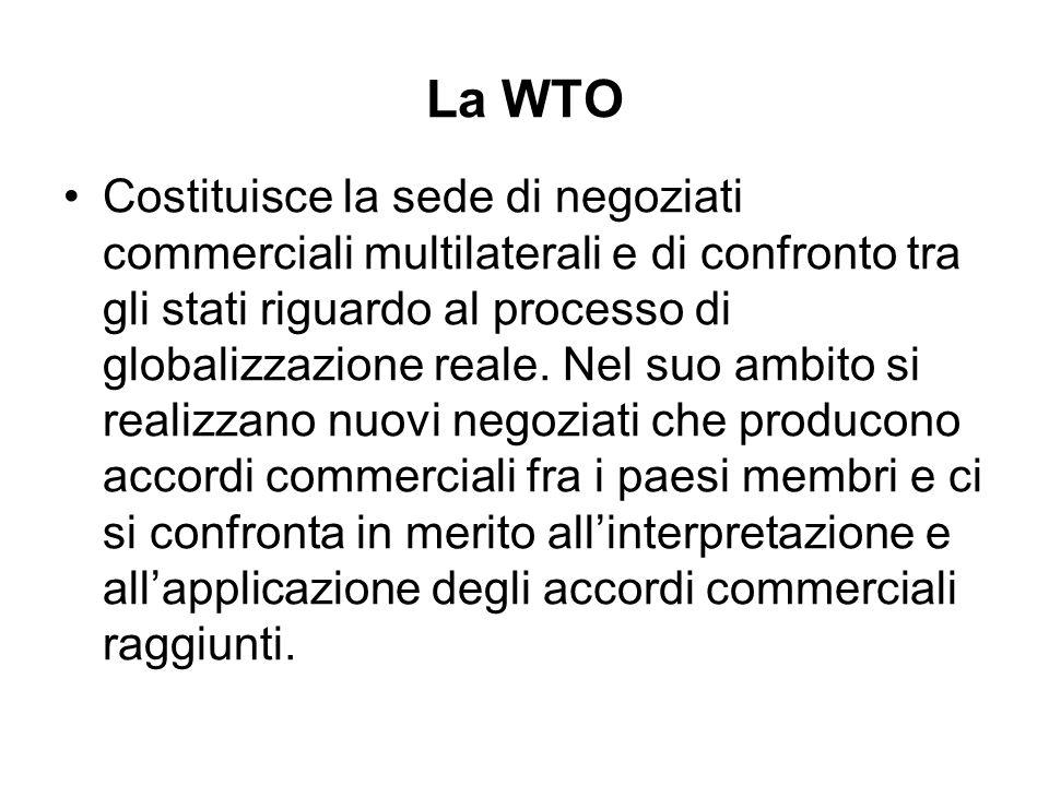 La WTO