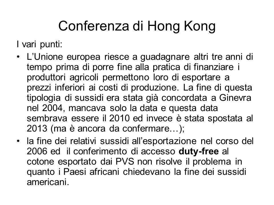 Conferenza di Hong Kong