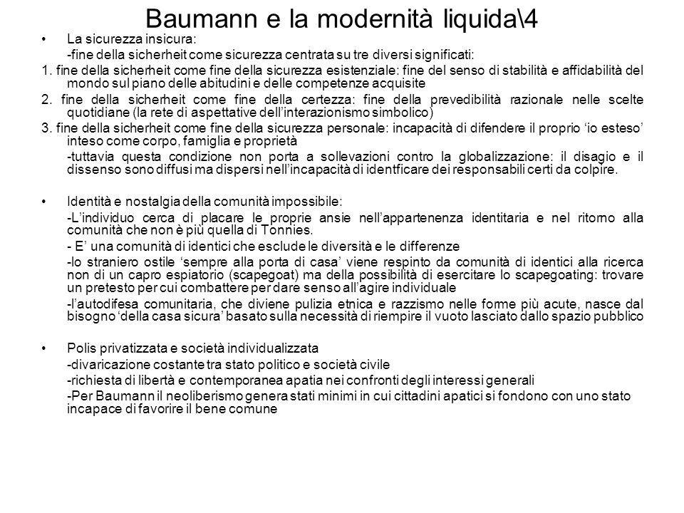 Baumann e la modernità liquida\4