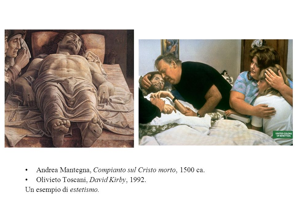 Andrea Mantegna, Compianto sul Cristo morto, 1500 ca.
