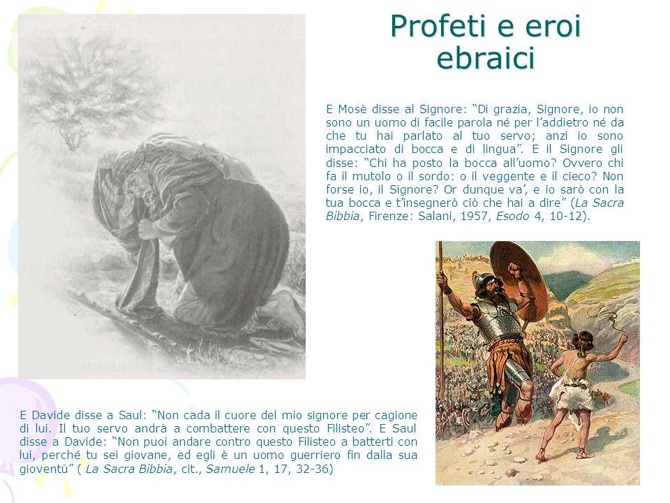 Profeti e eroi ebraici