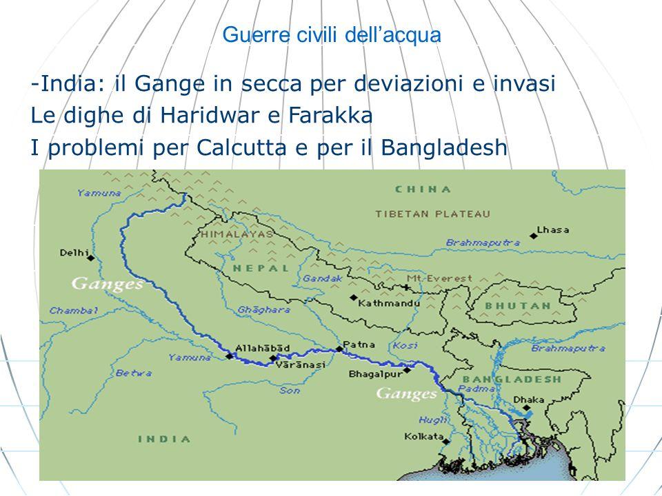 Guerre civili dell'acqua