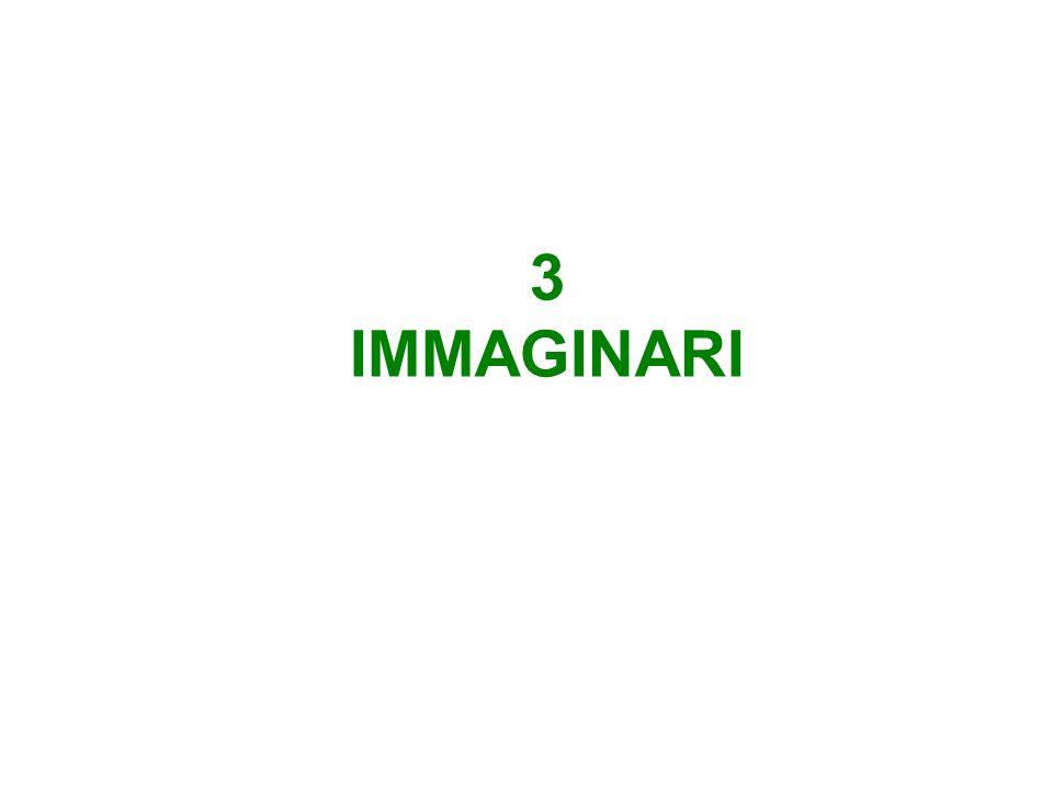 3 IMMAGINARI