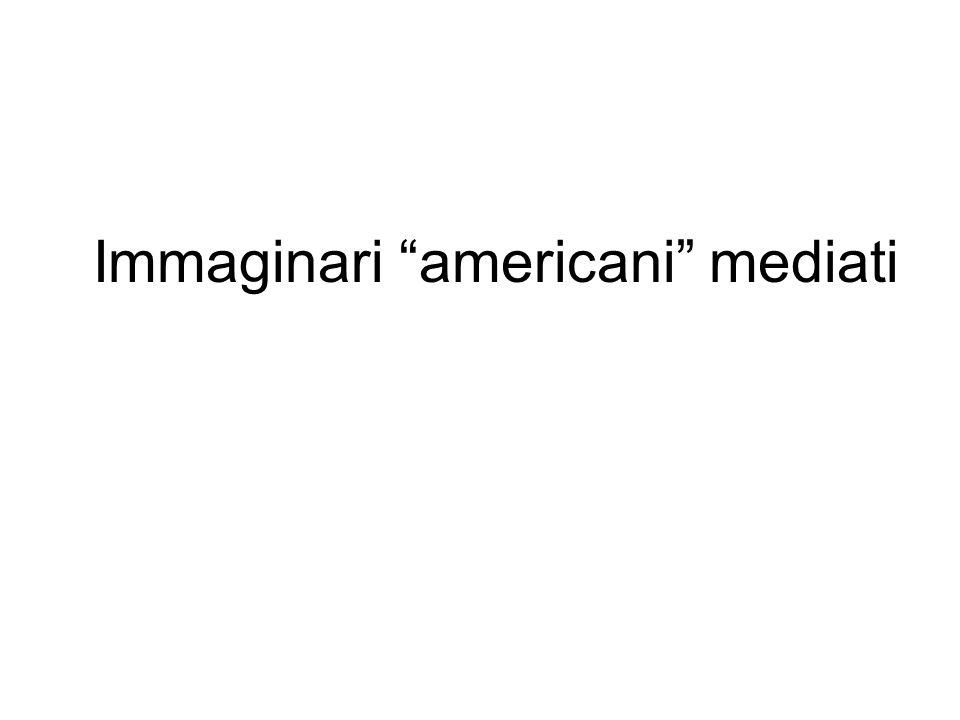 Immaginari americani mediati