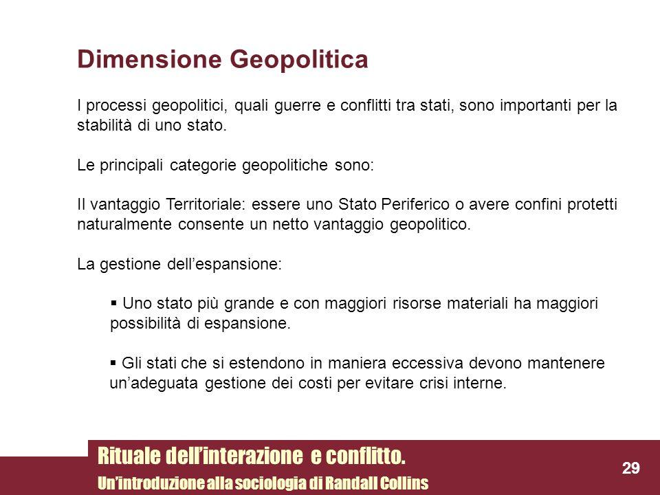 Dimensione Geopolitica