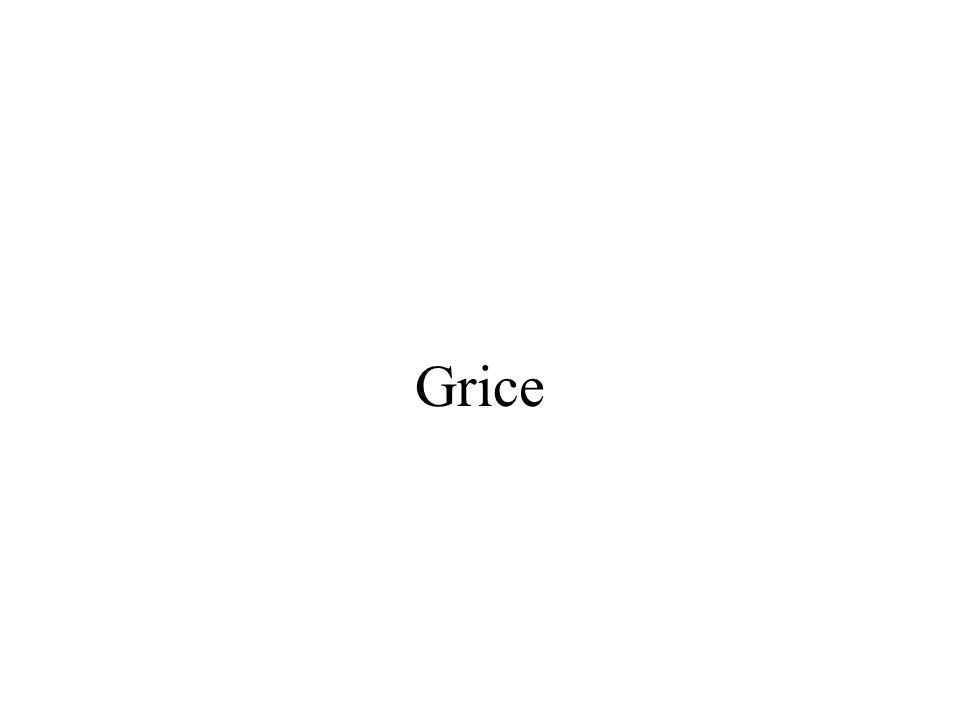 Grice