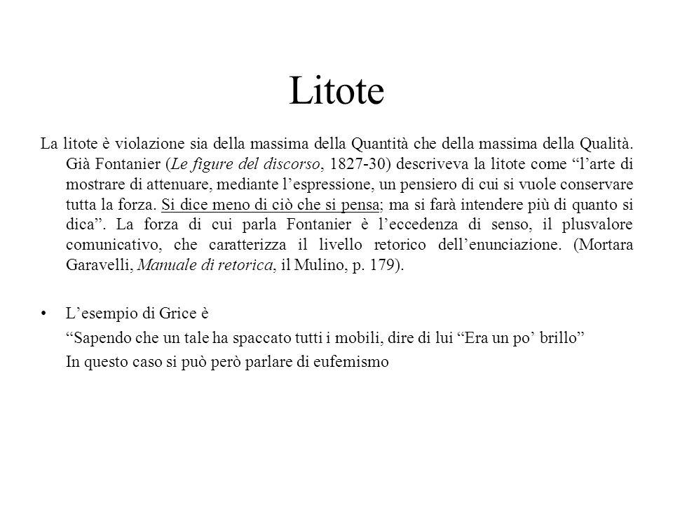 Litote