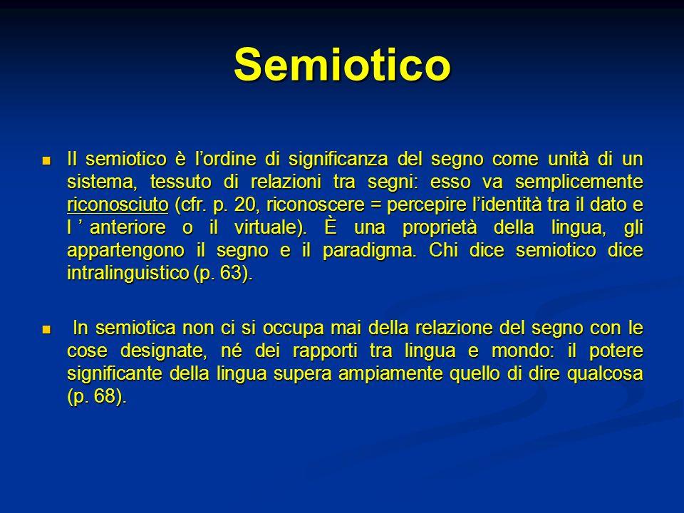 Semiotico