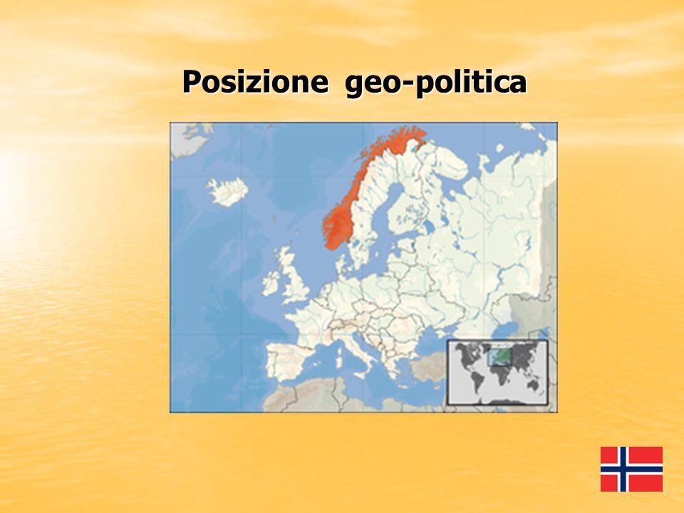 Posizione geo-politica