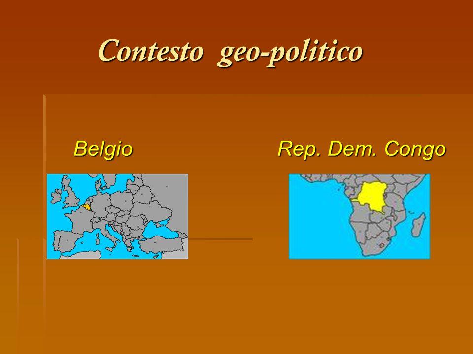Contesto geo-politico