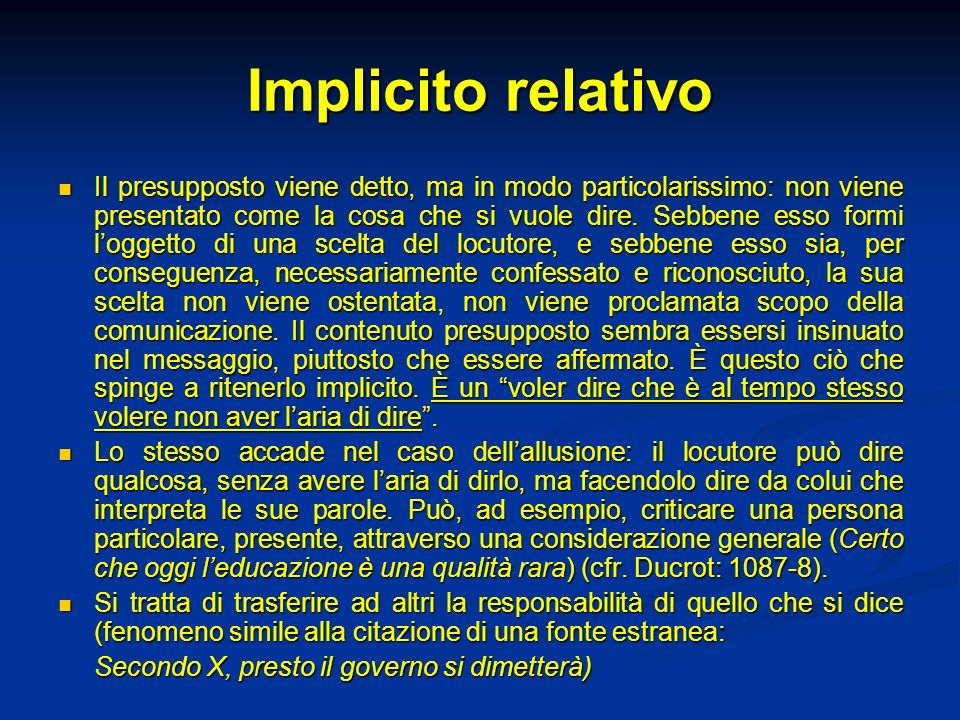 Implicito relativo