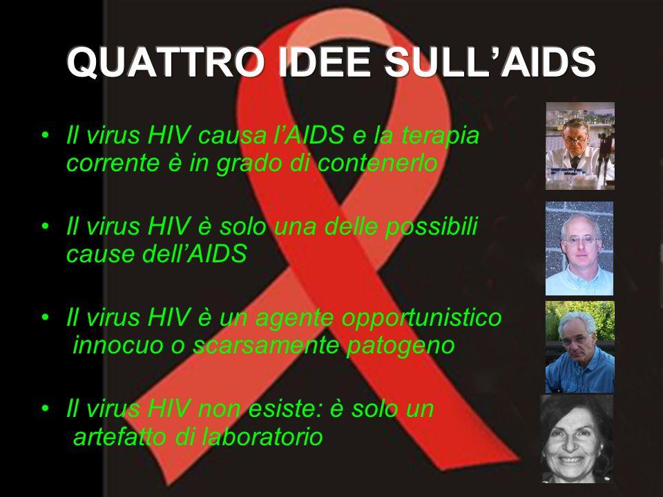 QUATTRO IDEE SULL'AIDS