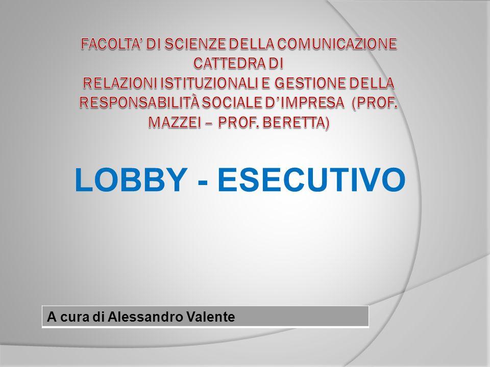 FACOLTA' DI SCIENZE DELLA COMUNICAZIONE CATTEDRA DI RELAZIONI ISTITUZIONALI E GESTIONE DELLA RESPONSABILITÀ SOCIALE D'IMPRESA (prof. Mazzei – prof. beretta)