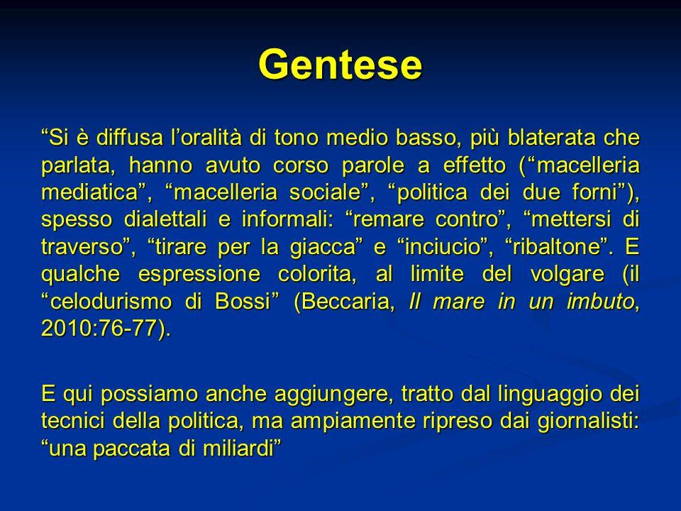 Gentese