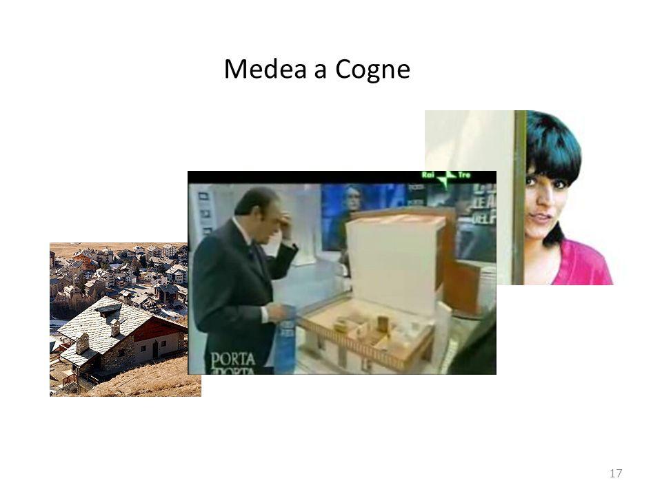 Medea a Cogne