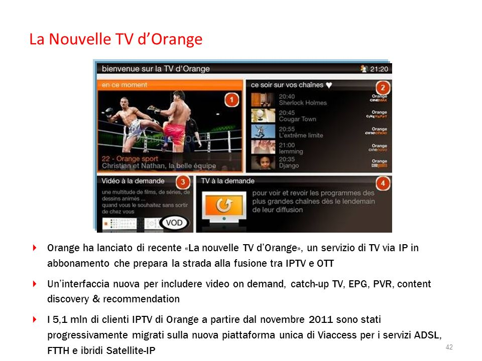 La Nouvelle TV d'Orange