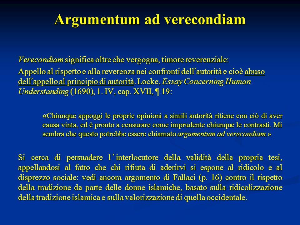 Argumentum ad verecondiam