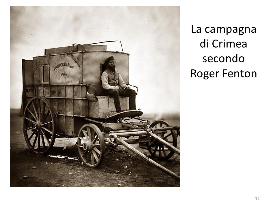 La campagna di Crimea secondo Roger Fenton