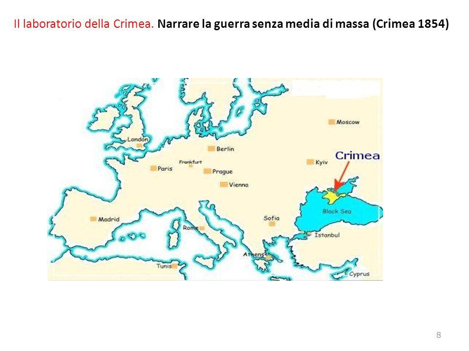 Il laboratorio della Crimea