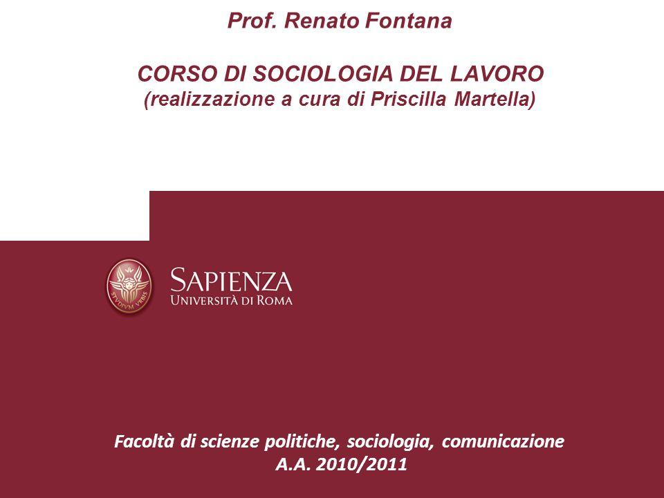 Facoltà di scienze politiche, sociologia, comunicazione