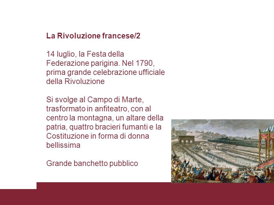 La Rivoluzione francese/2