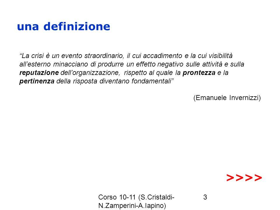 una definizione >>>>