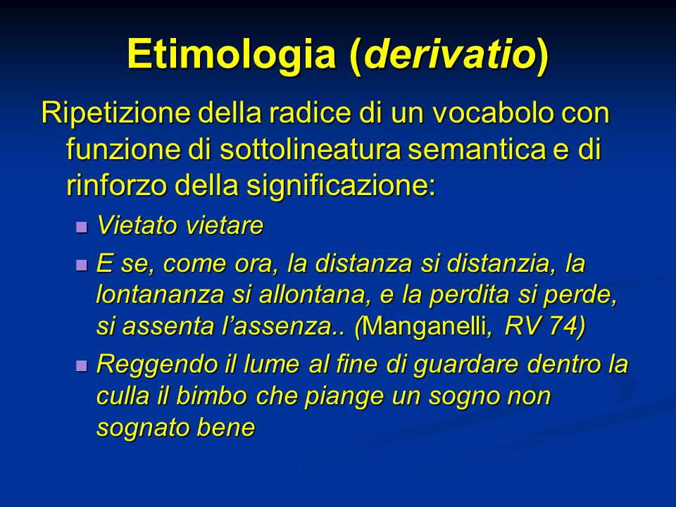 Etimologia (derivatio)
