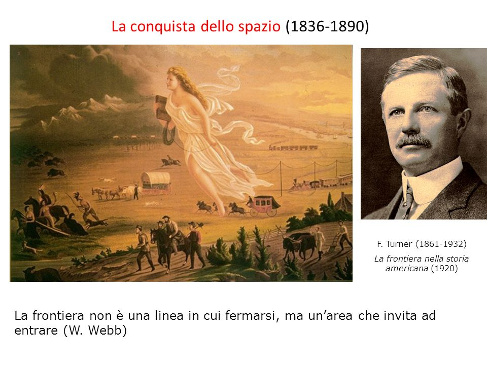 La conquista dello spazio (1836-1890)