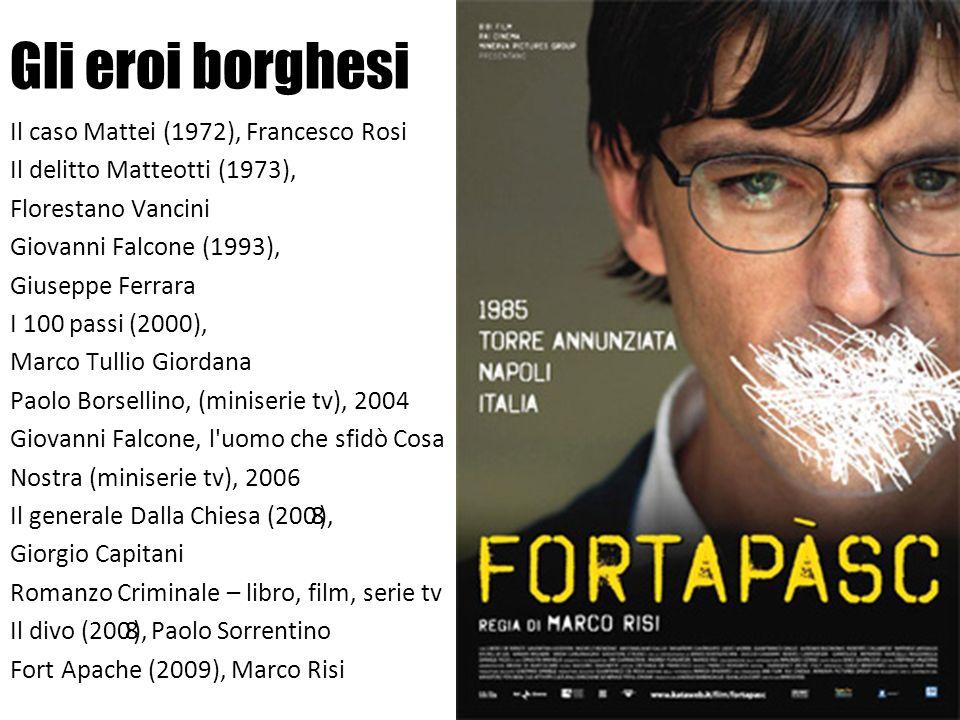 Gli eroi borghesi Il caso Mattei (1972), Francesco Rosi