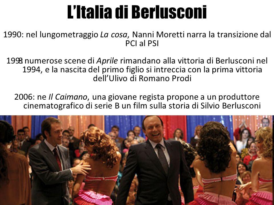 L'Italia di Berlusconi
