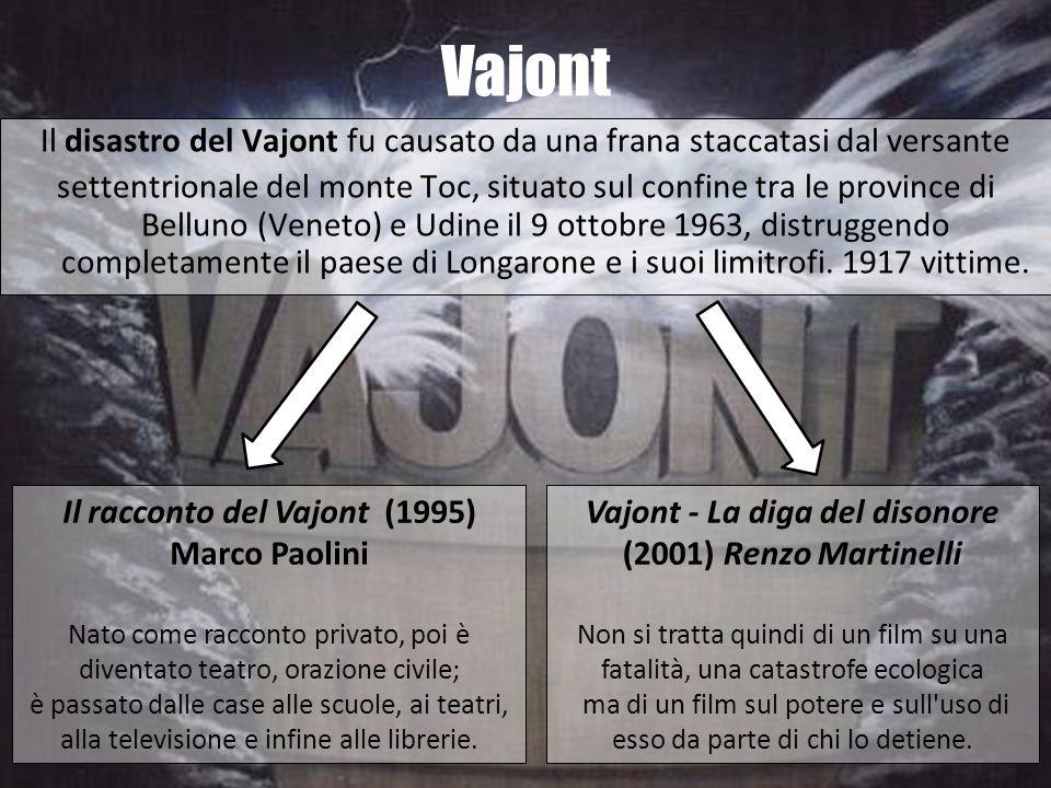 Il racconto del Vajont (1995)