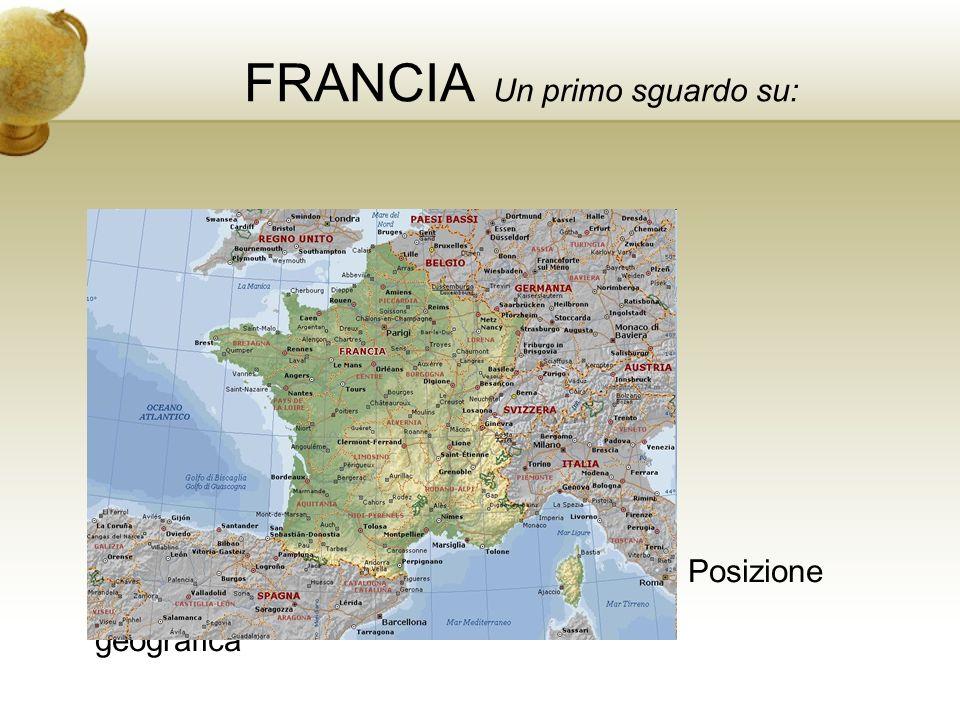 FRANCIA Un primo sguardo su:
