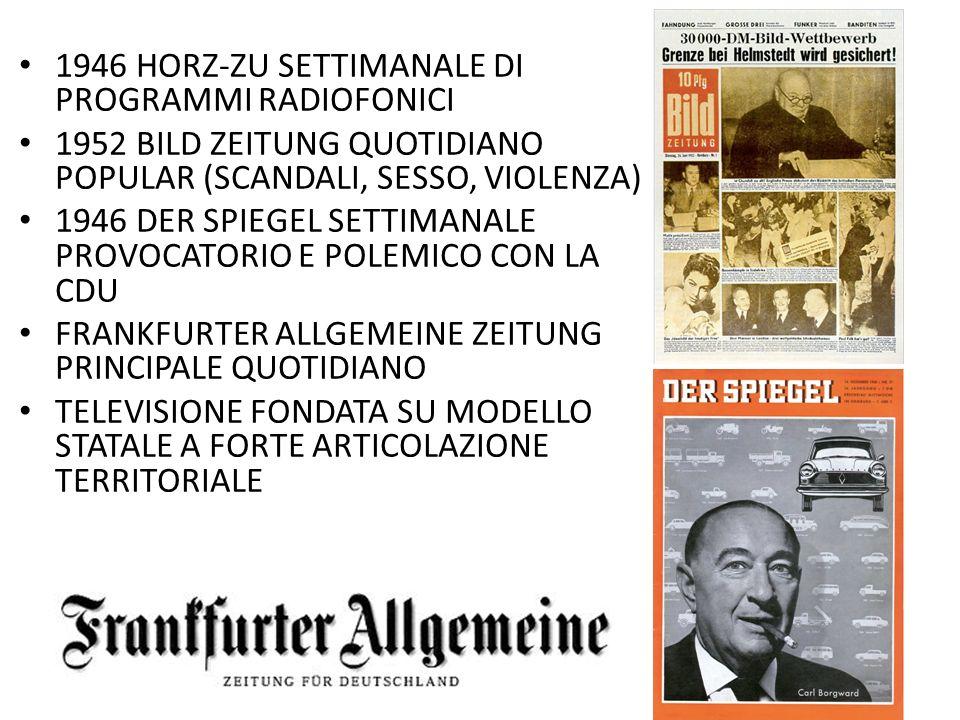 1946 HORZ-ZU SETTIMANALE DI PROGRAMMI RADIOFONICI