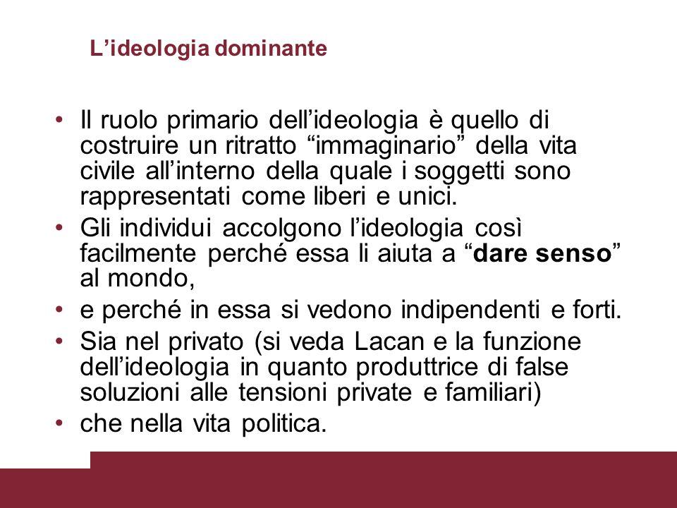 L'ideologia dominante