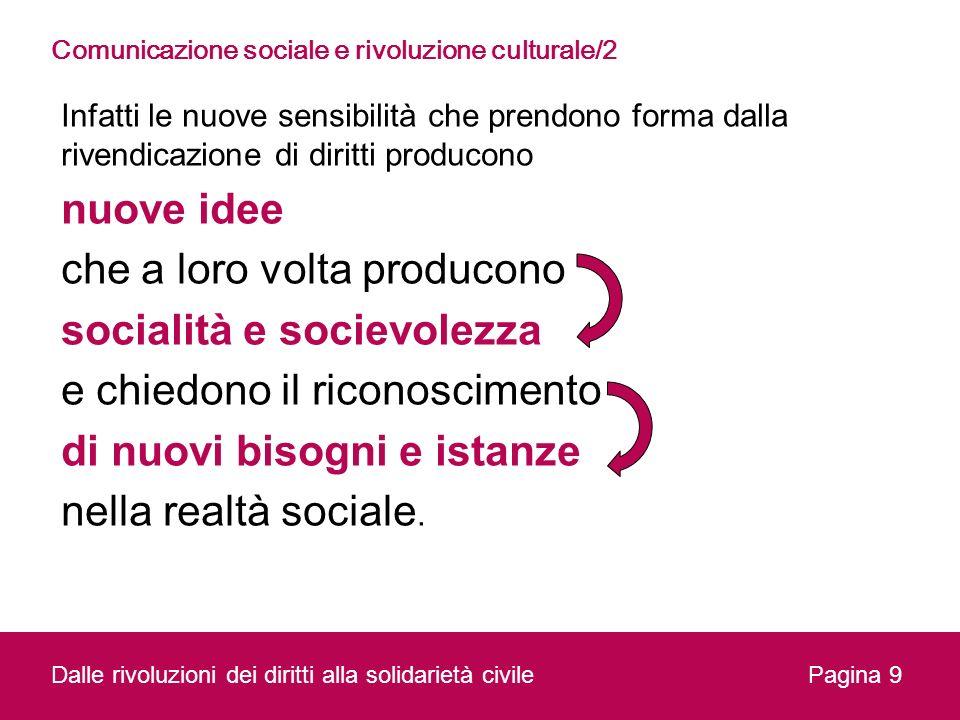 Comunicazione sociale e rivoluzione culturale/2