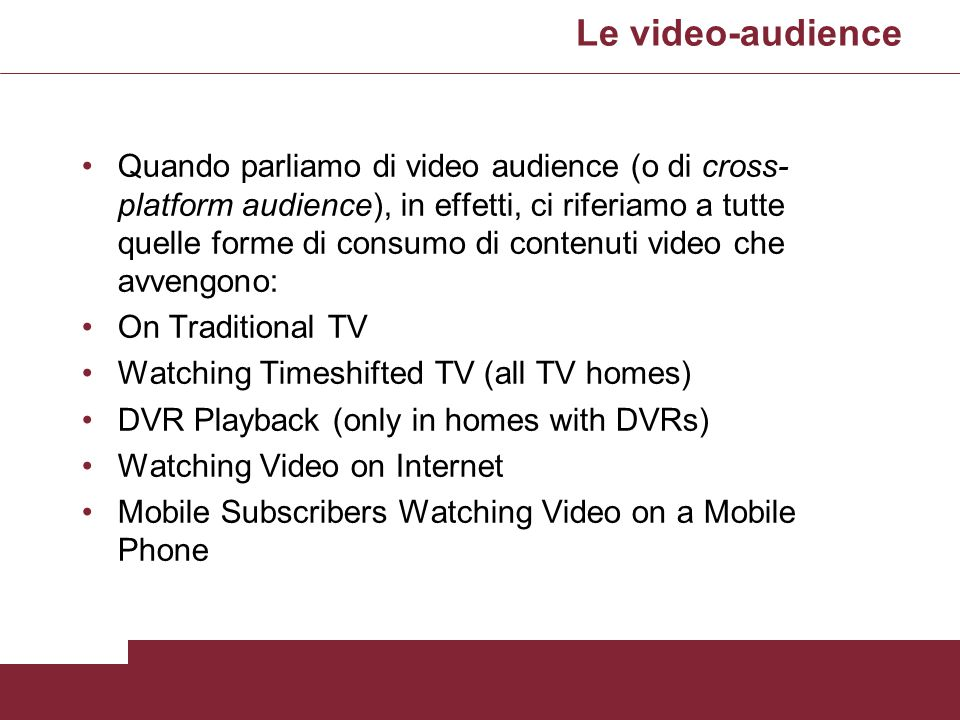 Le video-audience