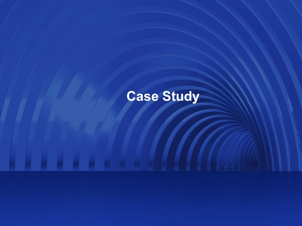 Case Study Confidential 3
