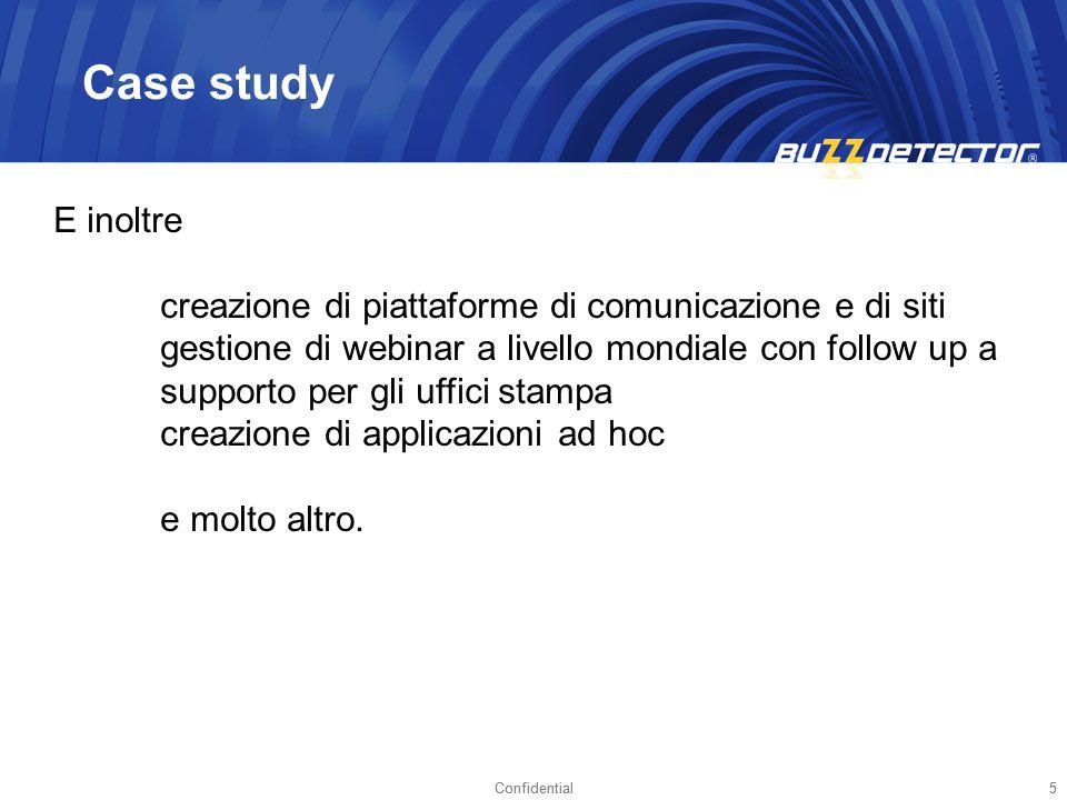Case study E inoltre. creazione di piattaforme di comunicazione e di siti.