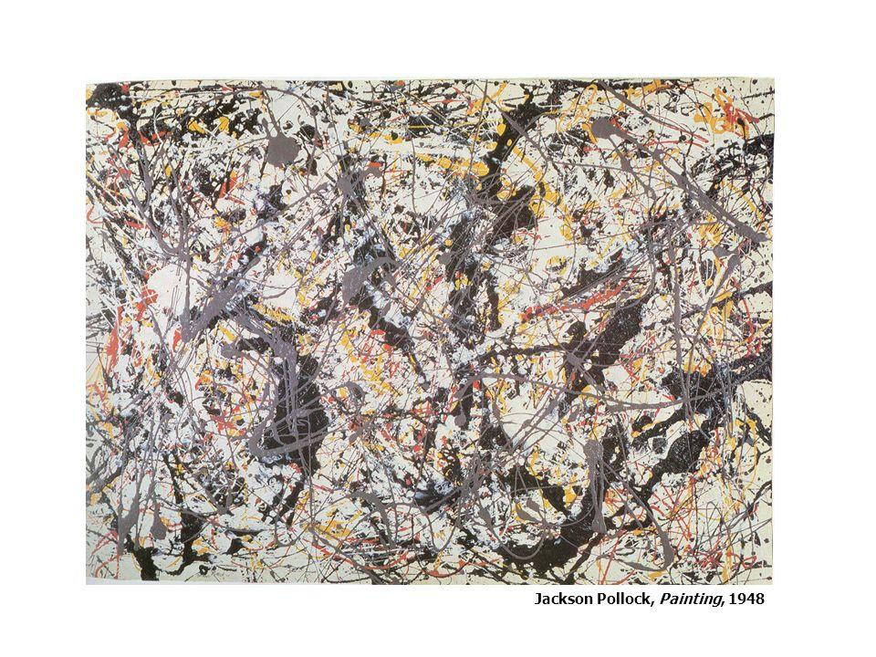 Jackson Pollock, Painting, 1948