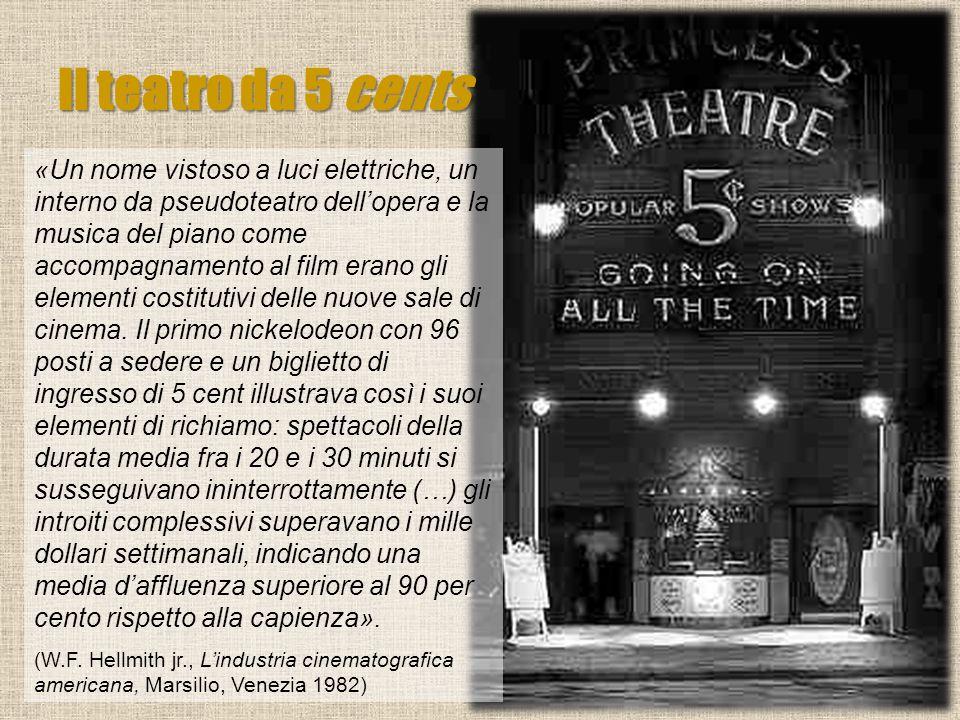 Il teatro da 5 cents