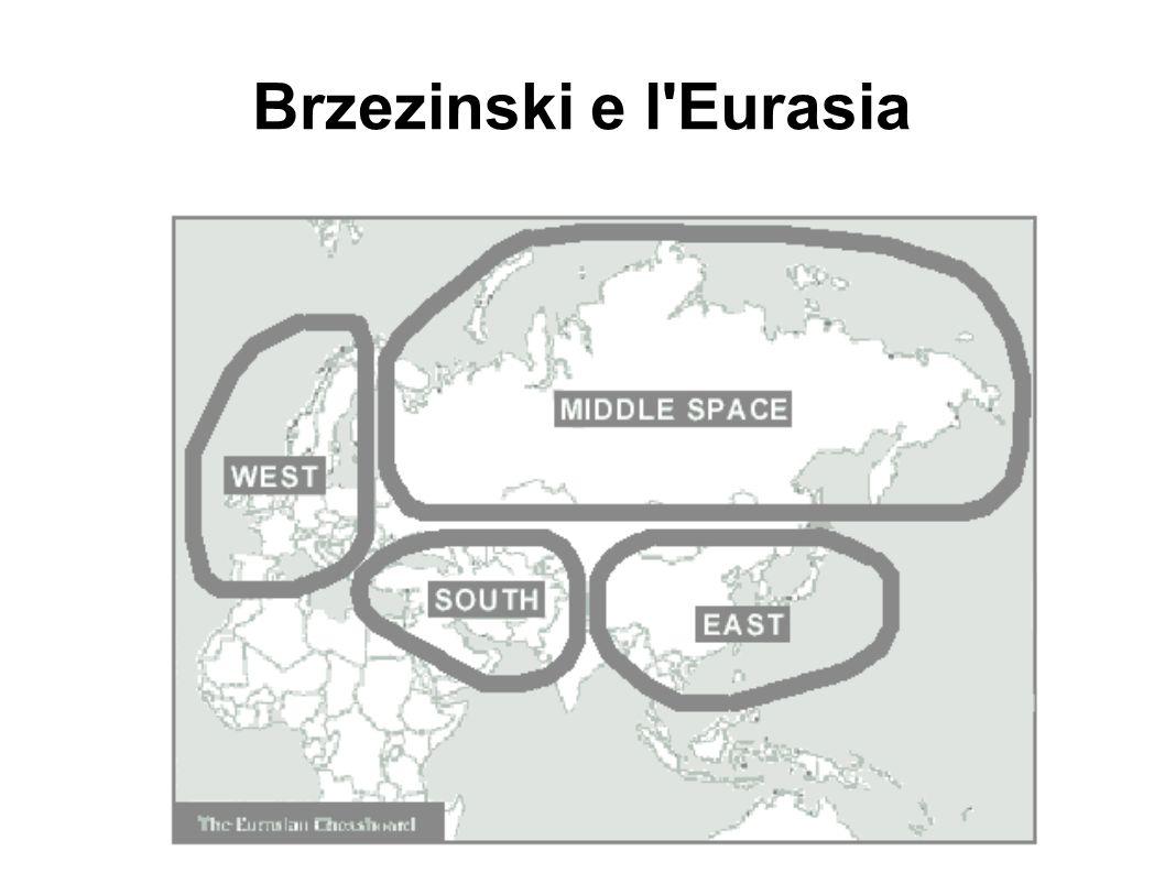 Brzezinski e l Eurasia