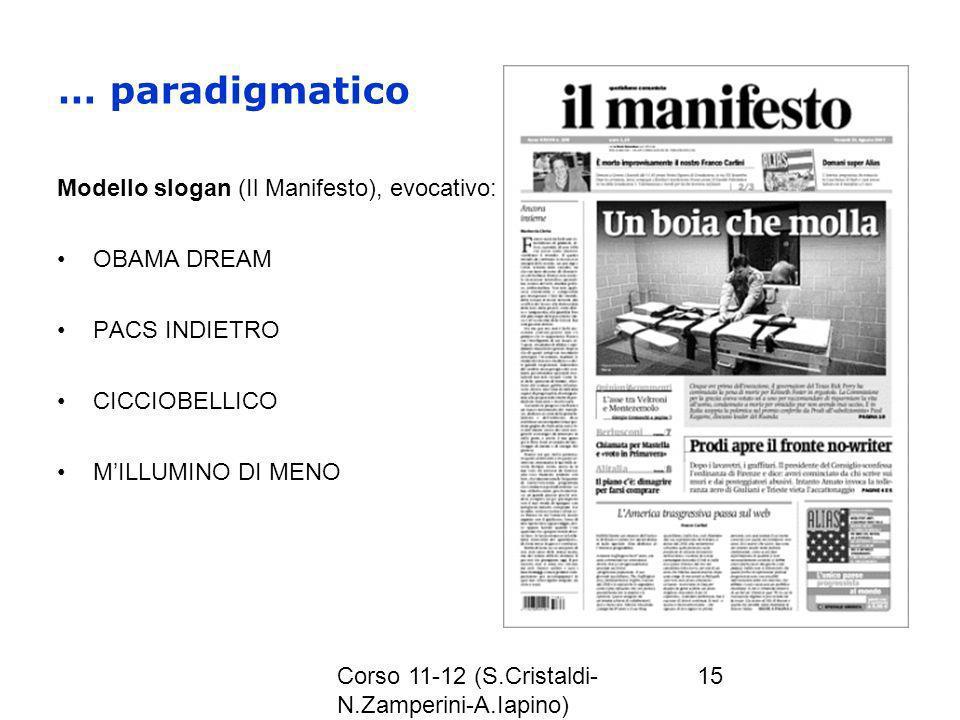 … paradigmatico >>>>