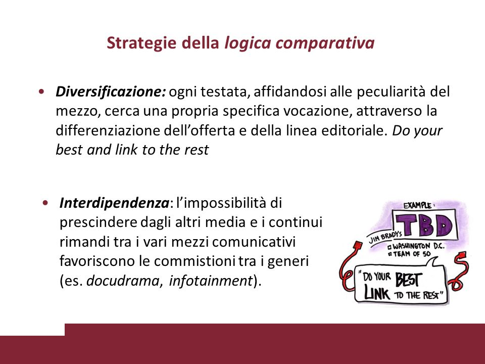 Strategie della logica comparativa
