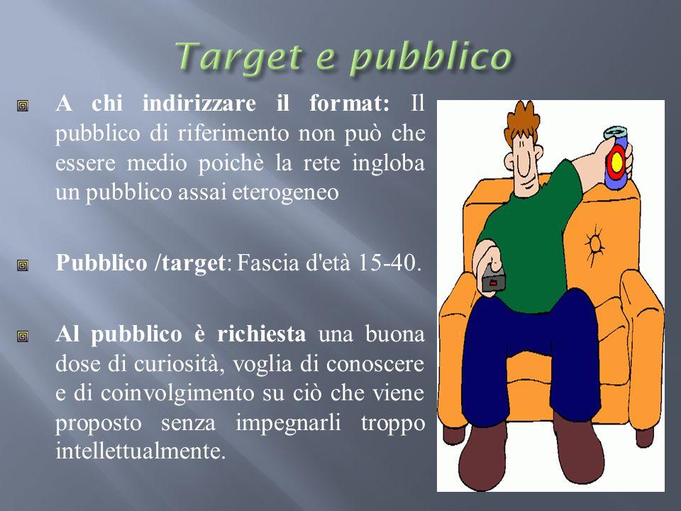 Target e pubblico