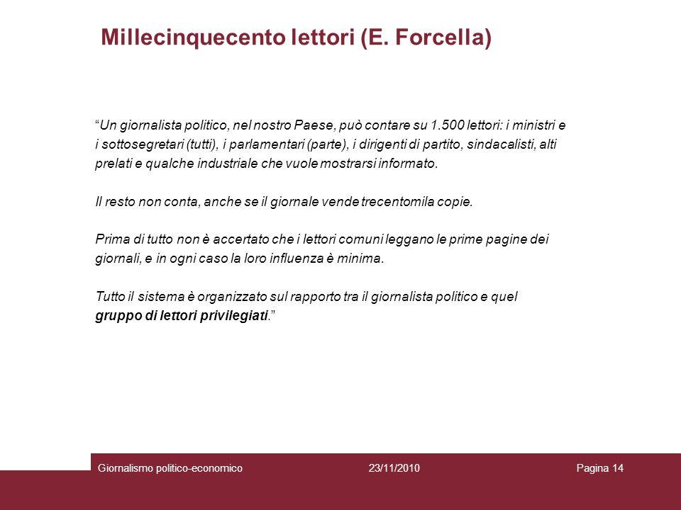Millecinquecento lettori (E. Forcella)