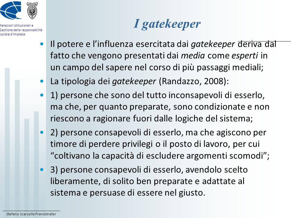 I gatekeeper