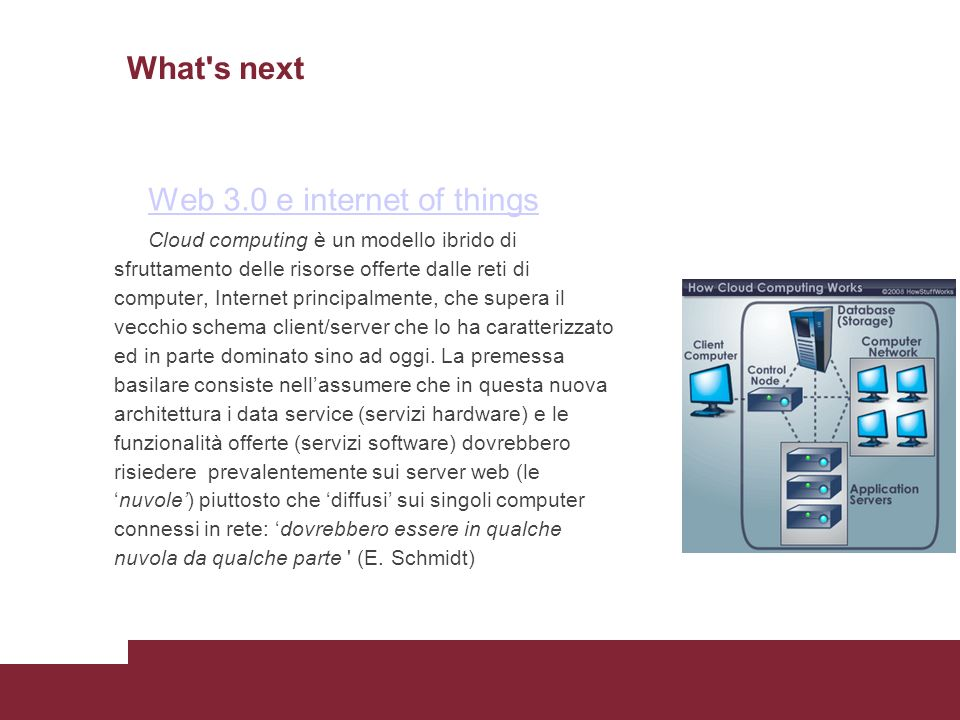 Web 3.0 e internet of things
