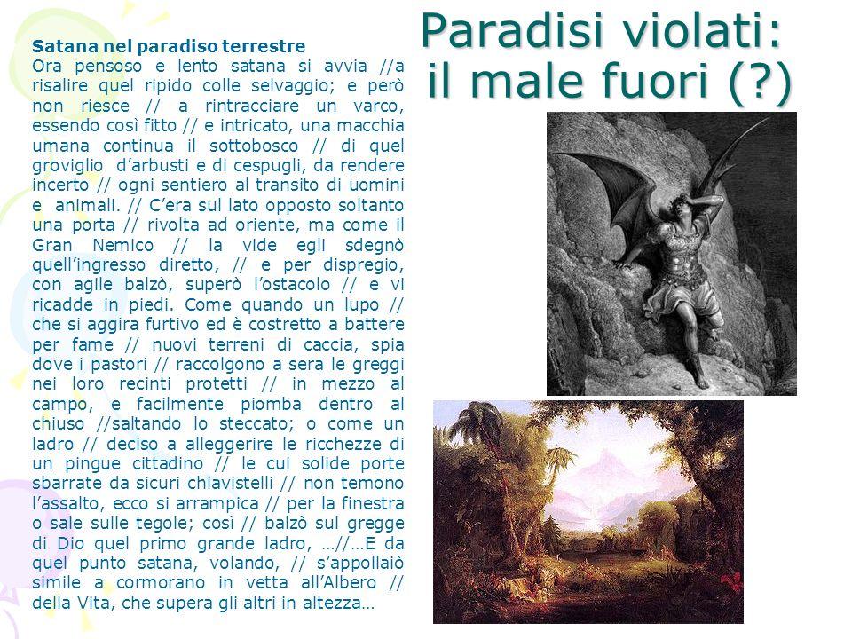 Paradisi violati: il male fuori ( )